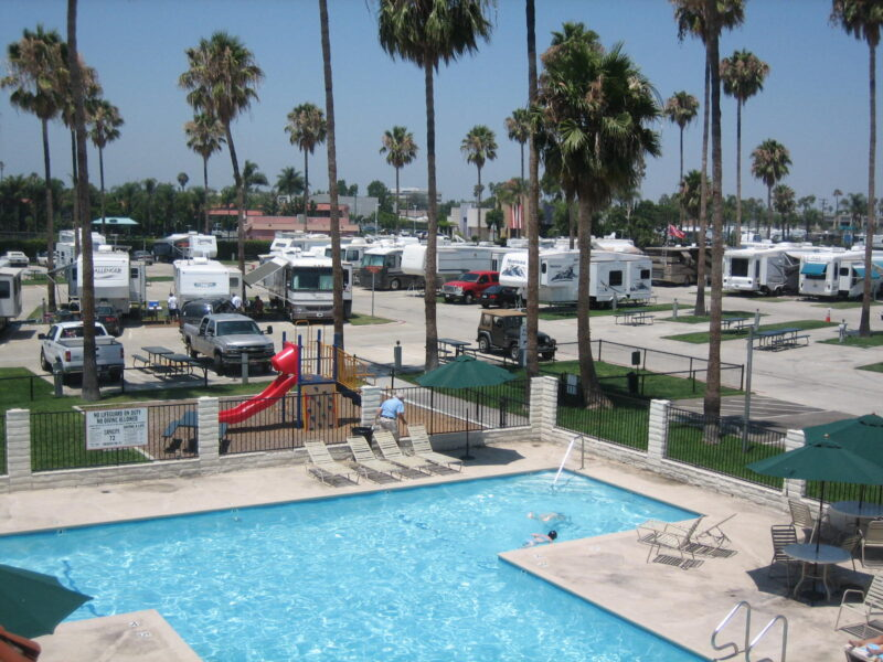Rv For Rent In Malibu Luxe Rv