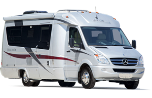 Luxe RV rental - renting a luxury RV