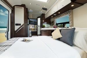 serenity luxury rv for rent