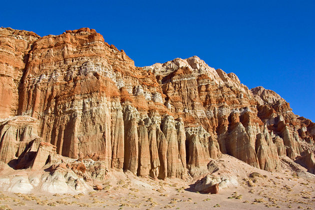 California Deserts to visit RVing