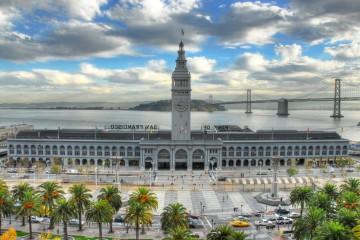 Rent an RV and Visit San Francisco