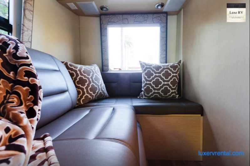 luxurious rv for rent in los angeles