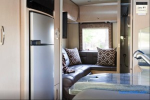 rent a luxury rv