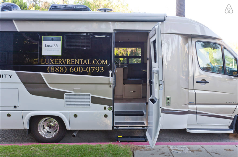 rent an rv in san francisco