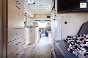 rent rv Mercedes Leisure Serenity