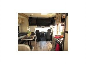 RV Rental Mercedes Coachmen Prism