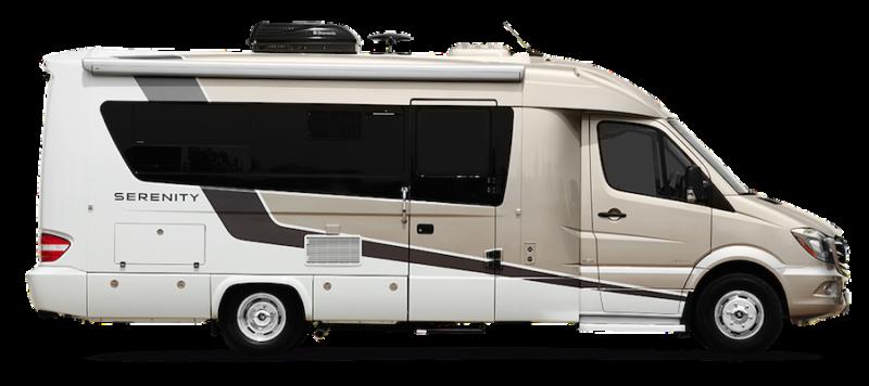 Rv Mercedes >> Alquilar una casa rodante en California - Luxe RV