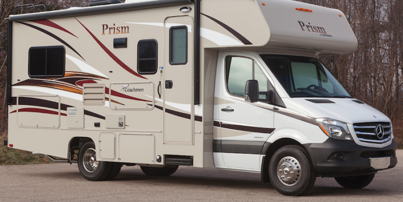 Rent an rv in los angeles or san francisco for Motor homes los angeles