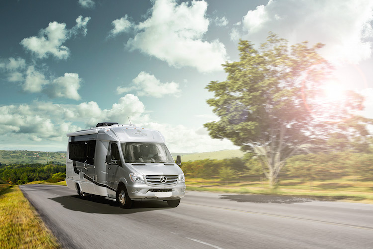 Rent An Rv In Los Angeles Luxe Rv