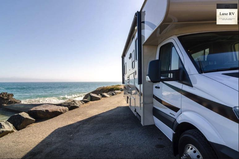 RV Renting California
