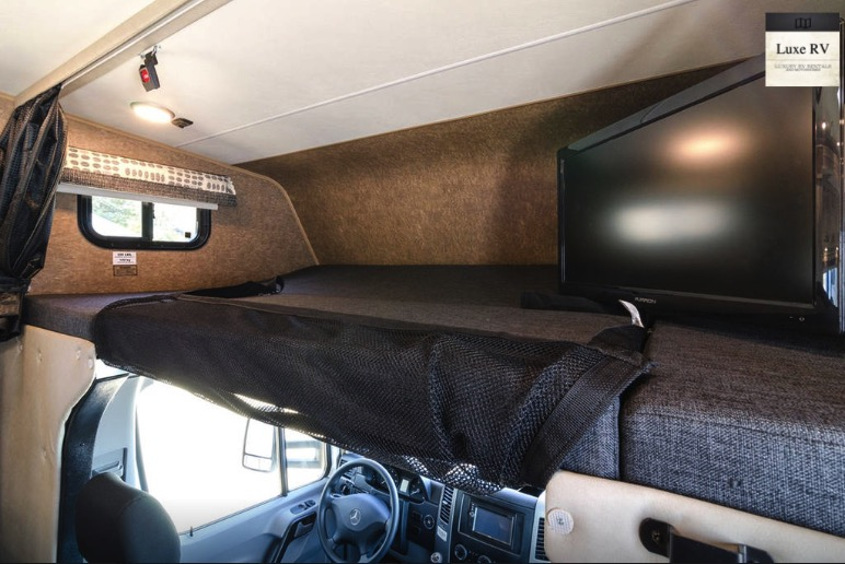 Rent a Luxury RV