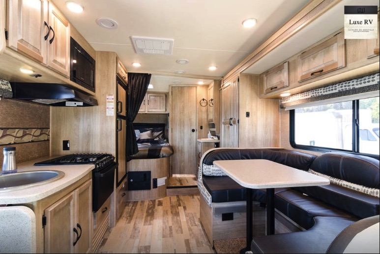 RV Renting San Francisco