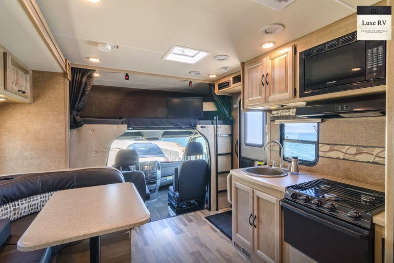 Rent an RV Luxury RV