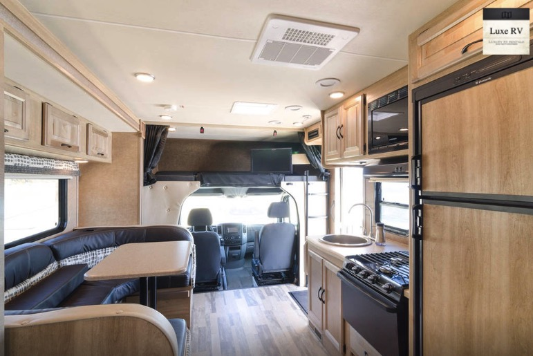 rv renting los angeles