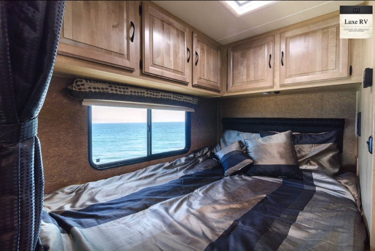Luxury Mercedes RV for Rent