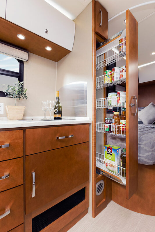 Rent RV Unity from Leisure