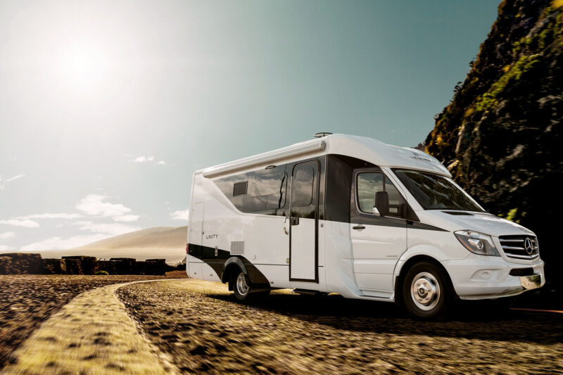 Blog luxury rv and motorhomes for rent for Mercedes benz rv rentals