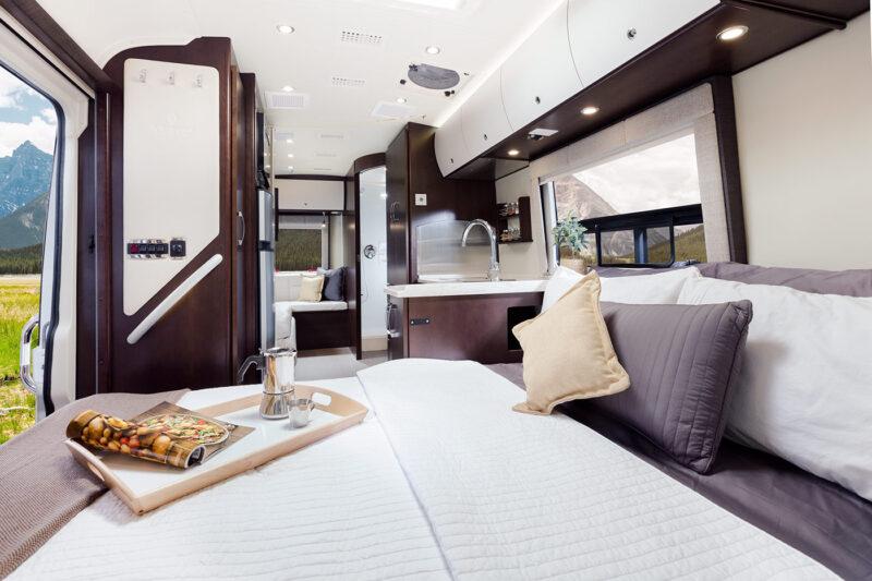 Leisure travel vans serenity mercedes sprinter luxury for Mercedes benz long beach service department