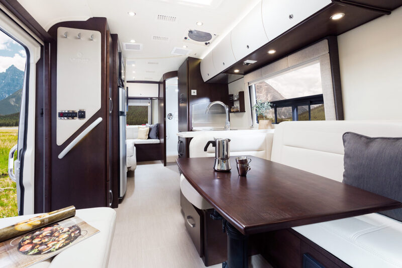 Interior of Leisure Serenity 2016