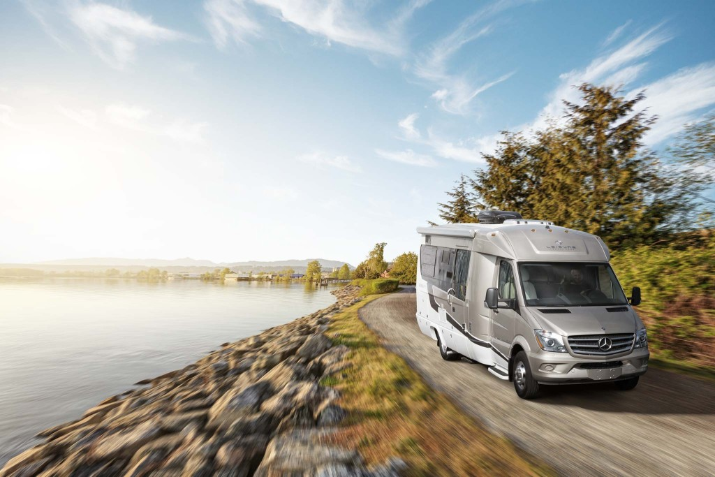 RV Rental Mercedes Serenity