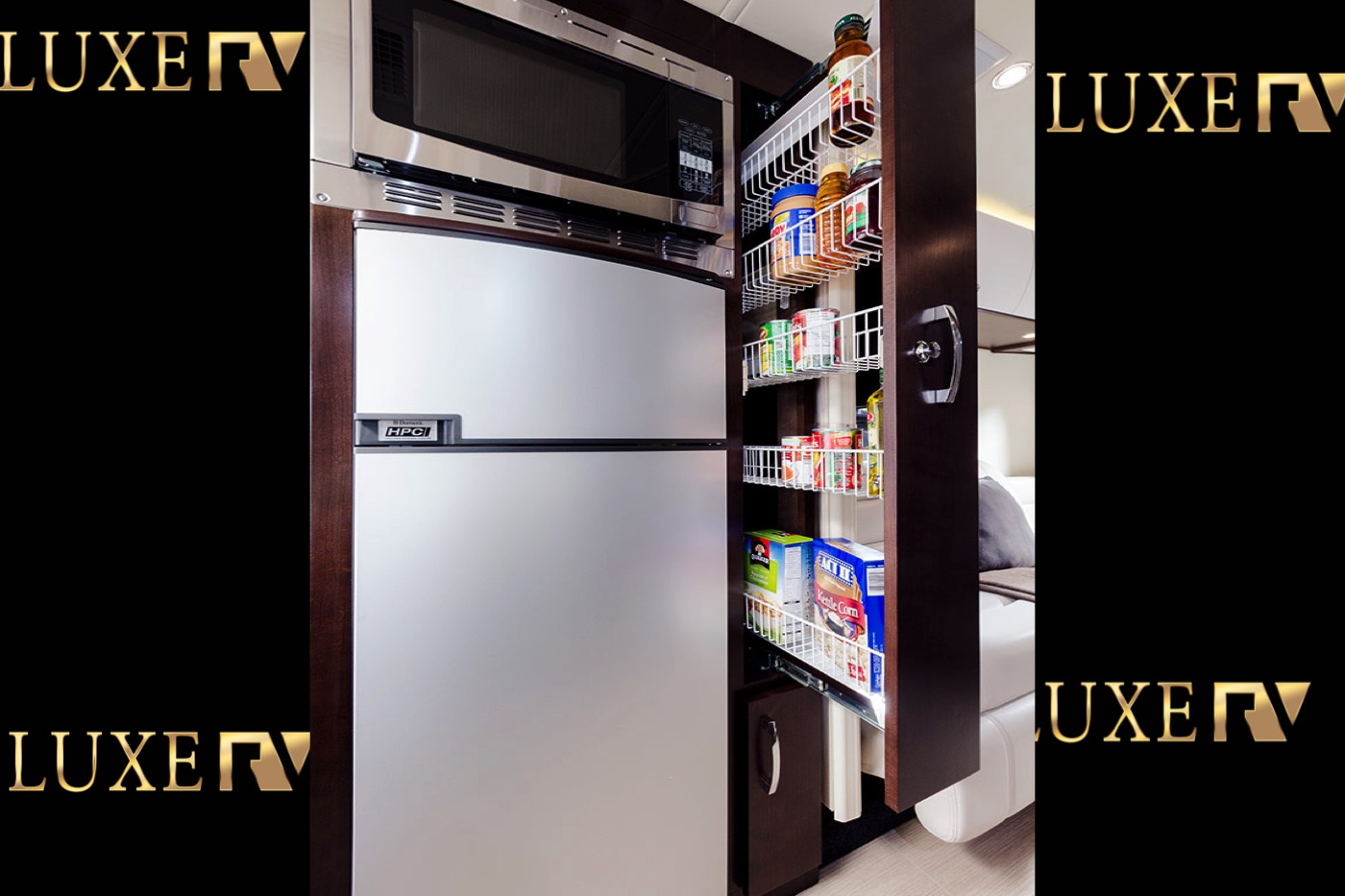 RV Rental Serenity Luxe RV
