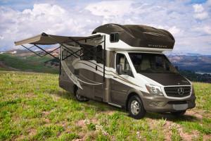 Winnebago 24j Mercedes RV for Rent