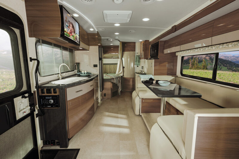 Mercedes View Rv Luxe Rv