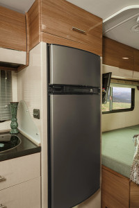 Winnebago RV refrigerator