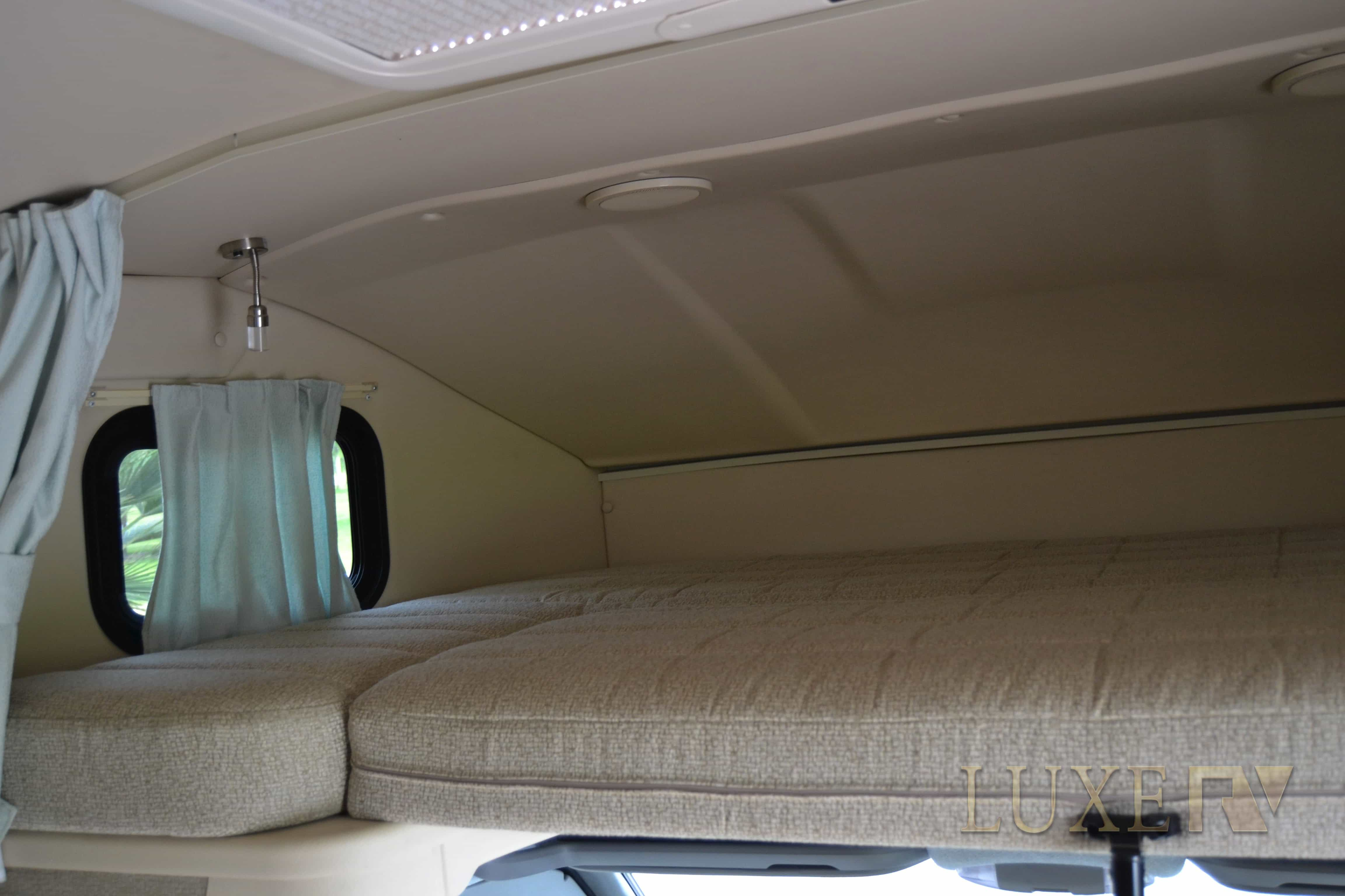 Cabover RV for Rent from Luxe RV