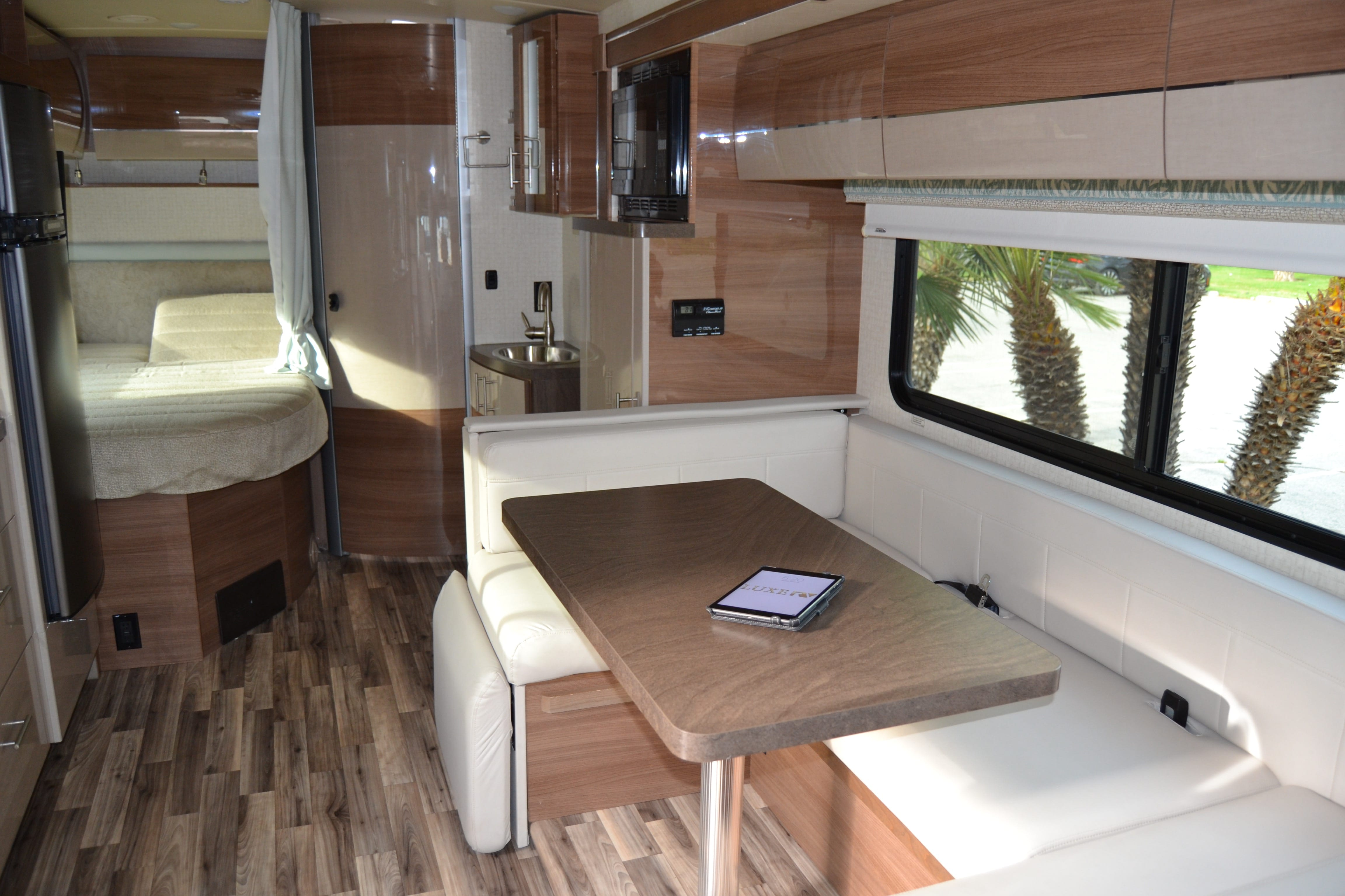 Rent an RV from Luxe RV Rentals