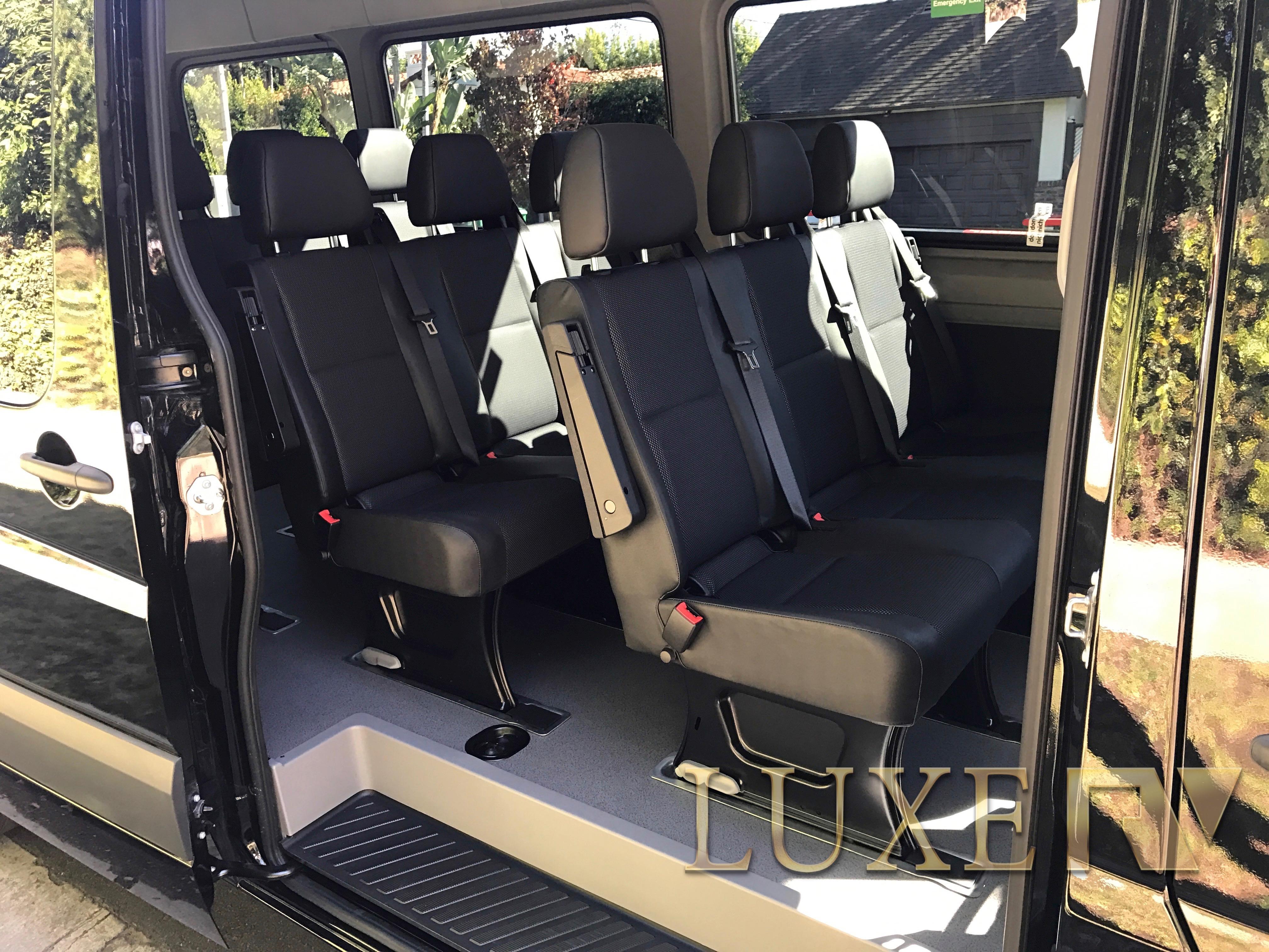 12 Passenger Van for Rent