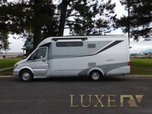 Luxe RV Leisure Unity for Rent