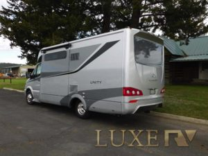 Mercedes Leisure Unity RV for Rent