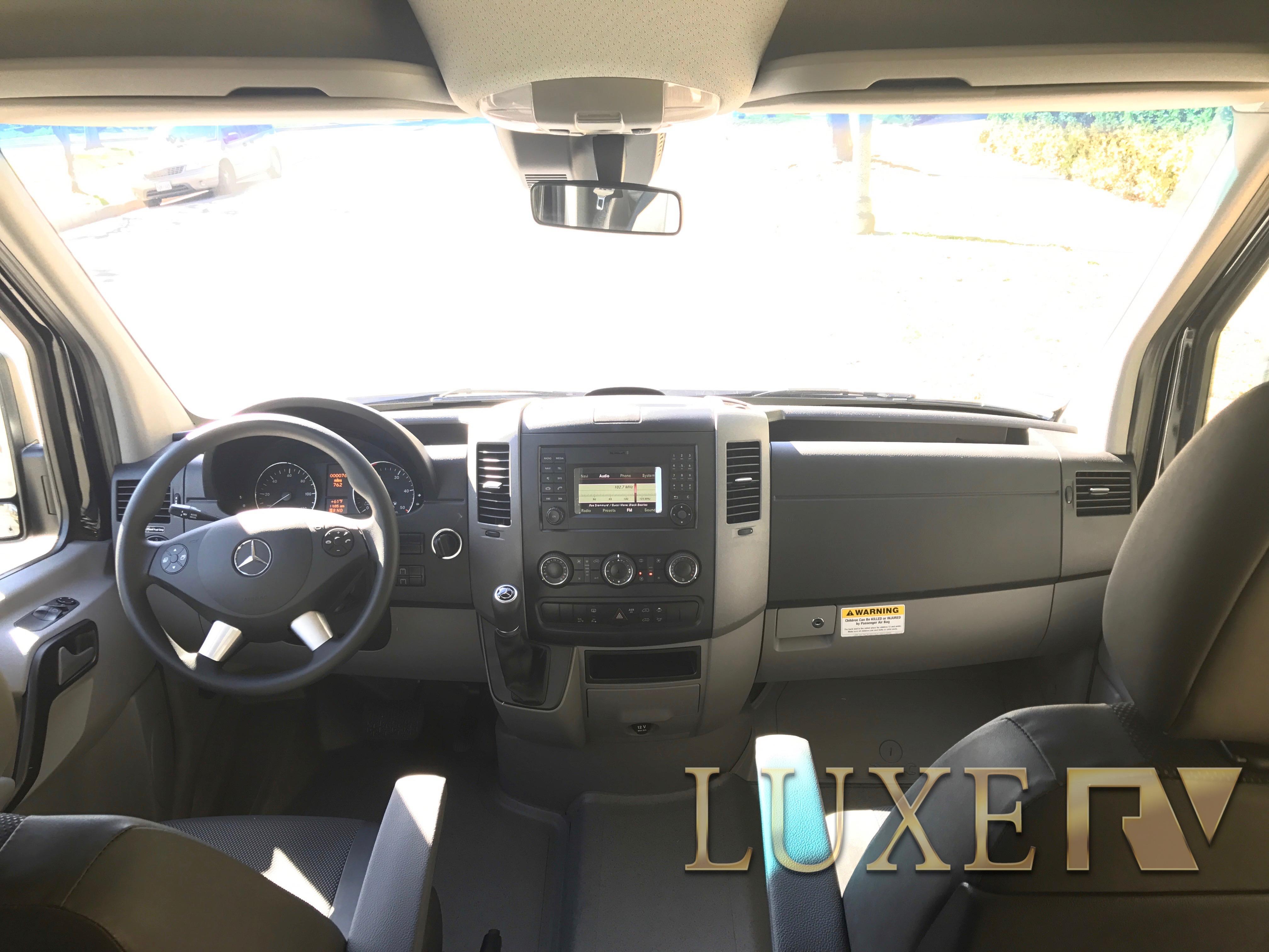 Mercedes Passenger Van for Rent