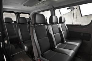 Rent a Passenger Van Luxe RV