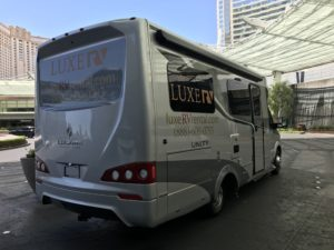 Luxe RV Leisure Unity Rental