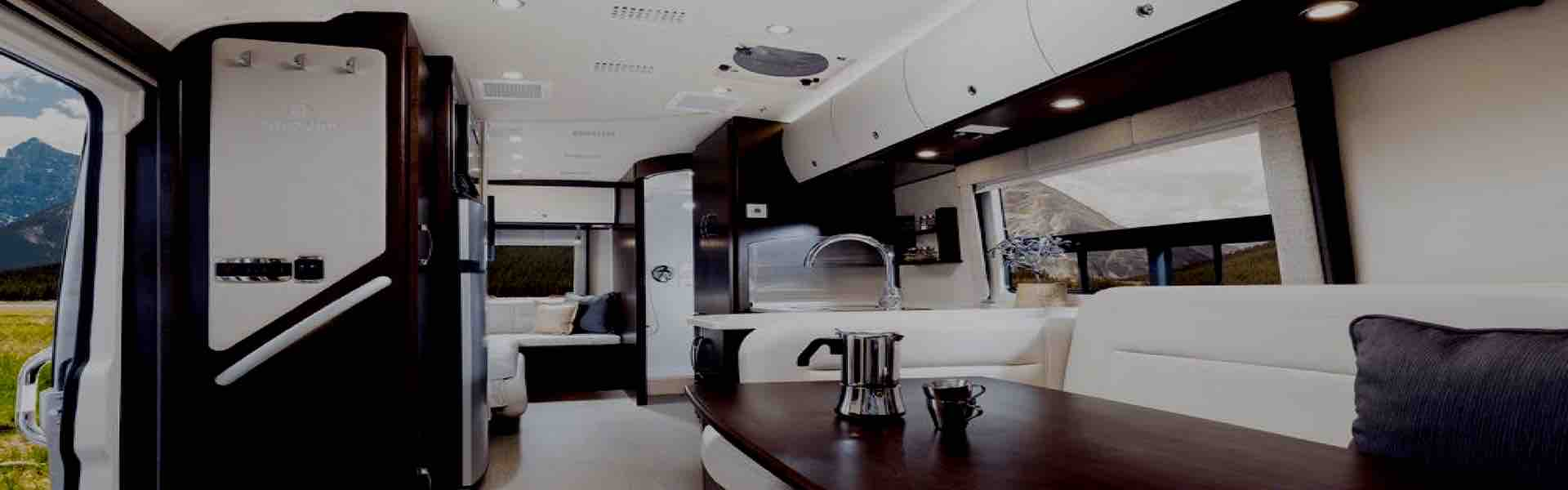 Luxury RV For Rent Anywhere In California With Free Pickup