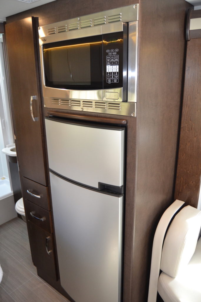 Appliances Leisure Unity Luxe Rv Luxe Rv