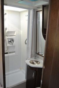 bathroom leisure unity Luxe RV
