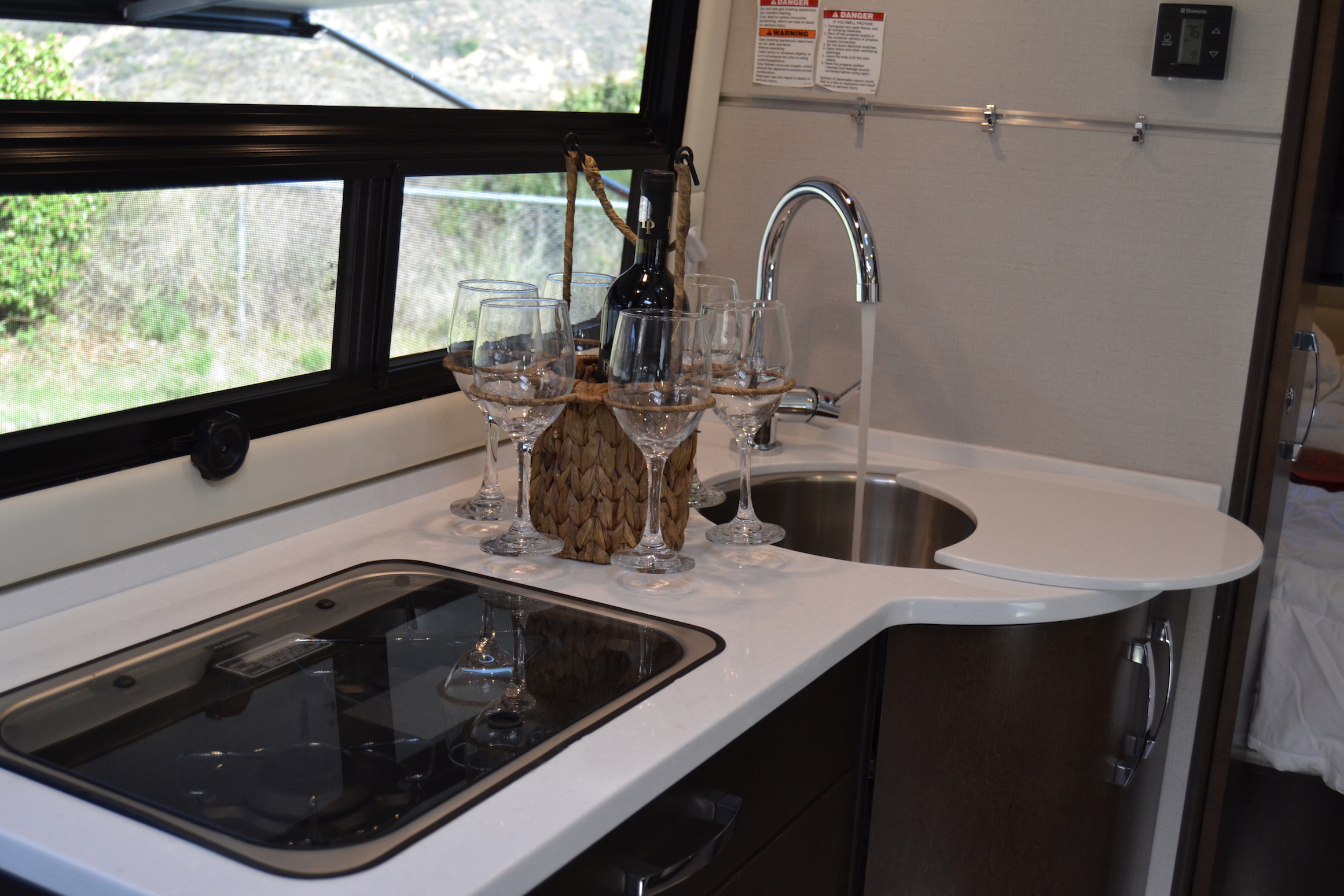kitchen Leisure Unity Luxe RV