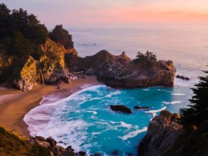 RV Rental Big-Sur-California Rent an RV