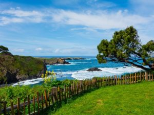 Mendocino RV rental from anywhere in California