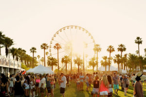 Rent an RV for Coachella Palm Springs Indio
