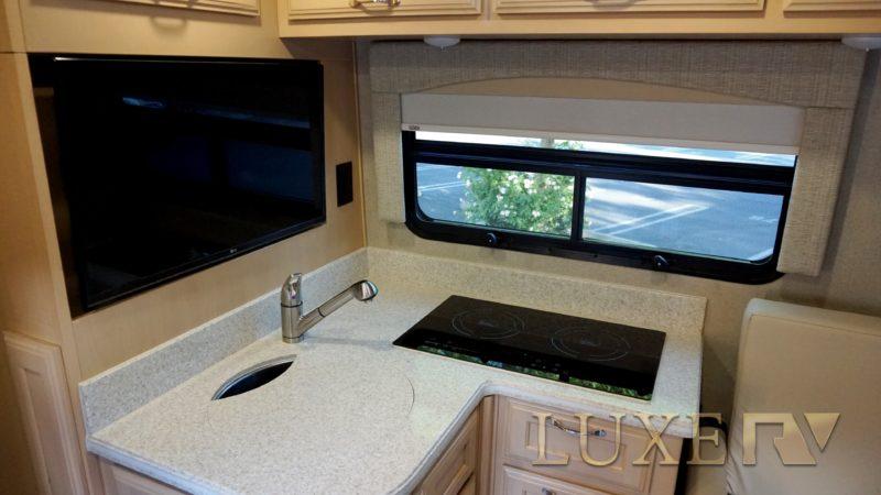 Kitchen Mercedes RV Ultra