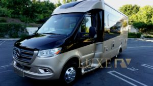 Mercedes Luxe RV Ultra Class C for Rent
