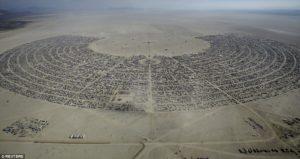 Burning Man RV rental