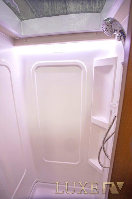 Luxe RV Ultra Shower