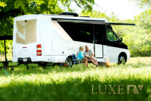 Luxe RV Ultra for rent