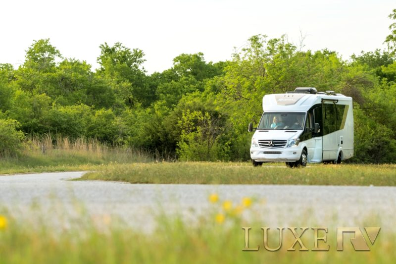 Ultra Luxe RV for Rent RV rentals