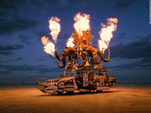 Luxe RV Rental for Burning Man